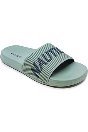 Nautica Women's Athletic Slides, Sandals, Shower Shoe