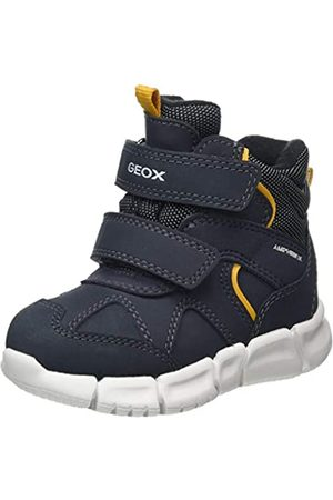 Geox Geox Baby-Jungen B FLEXYPER Boy B ABX Snow Boot, Blue (Navy)