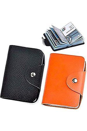K Y KANGYUN Kreditkartenetui aus Kunststoff, Unisex, klein, transparent