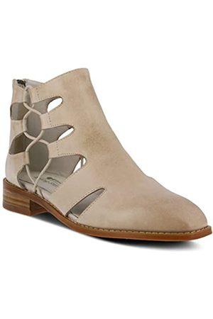 Spring Step Flache Damen-Sandalen von Yofie