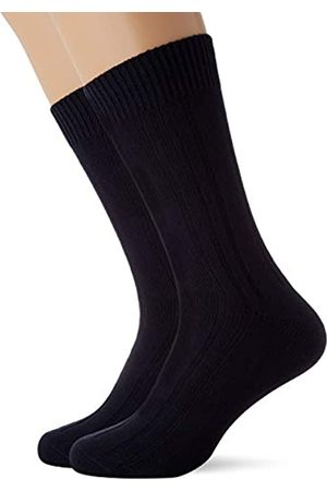 Dim Herren Mi-chaussette Bambou Chaud X2 Socken