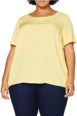 Carmakoma Damen Shirts - Womens, Shirt, Gelb (Pineapple Slice)