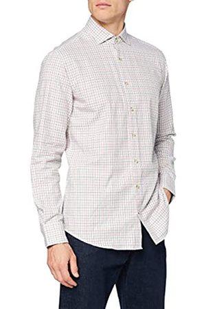 Hackett Damen Uhren - Hackett Mens Flannel Multi TSHALL Shirt