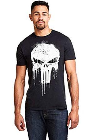 Marvel Marvel Herren Avengers Punisher Skull T-Shirt