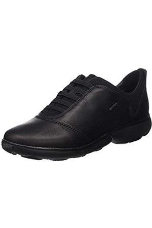 Geox Geox Damen D Nebula C Sneaker, Black