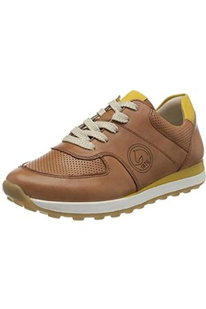 Remonte Damen R1800 Sneaker, noccia/Sonne/Cayenne / 22
