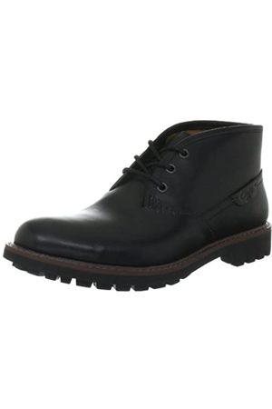 Clarks Herren Montacute Duke Kurzschaft Stiefel, (Black Leather)