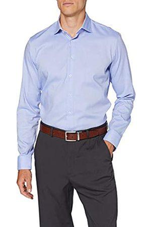 Seidensticker Herren Business - Herren Business Hemd - Bügelfreies Hemd mit sehr schmalem Schnitt - X-Slim Fit - Langarm - Kent-Kragen - 100% Baumwolle