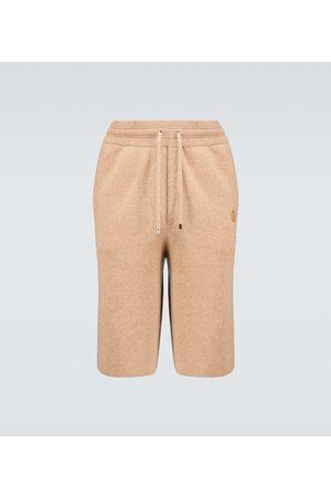 Burberry Shorts - Shorts Hurst aus Kaschmir