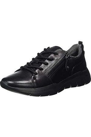 Jana 100% comfort Damen 8-8-23730-25 Sneaker, Black