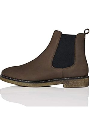 FIND Drepy-01w4-001 Chelsea Boots