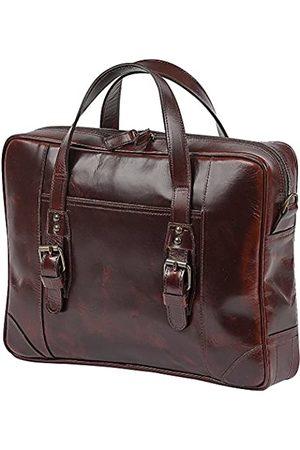 ClaireChase ClaireChase Unisex-Erwachsene Dorado Briefcase Aktentasche