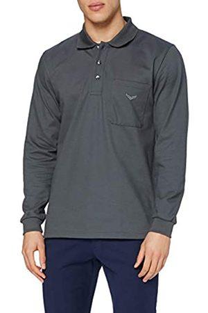 Trigema Trigema Herren Langarm Poloshirt