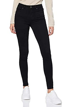 Pieces PIECES Female Skinny Fit Jeans Schwarze M30Black
