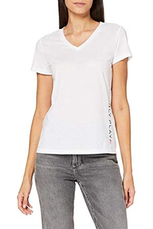 Only Play Womens Onpperformance Athl V-Neck Ss Tee T-Shirt