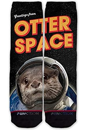 Function Socks Funktion – Greetings From Otter Space Fashion Socke
