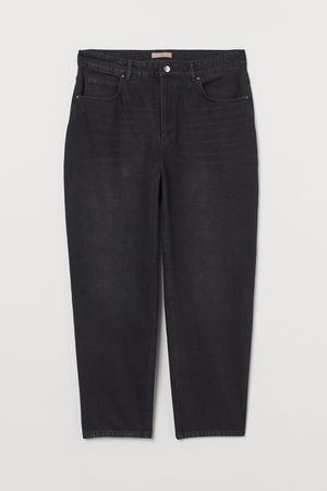 H&M + Tapered High Jeans