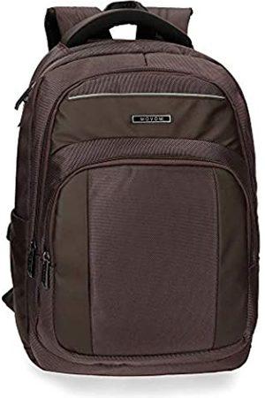 MOVOM Movom Clark Laptop-Rucksack mit USB-Ausgang 30x42x14,5 cms Polyester 15