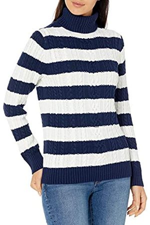 Amazon Fisherman Cable Turtleneck Sweater pullover-sweaters