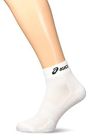 Asics Unisex-Adult 679954-0001_39-42 Socks, White