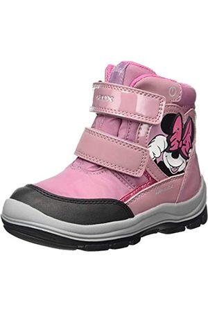 Geox Baby-Mädchen B FLANFIL Girl B ABX Snow Boot