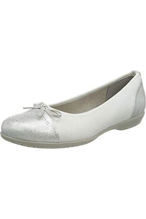 Jana Softline Damen 8-8-22168-26 197 Ballerinas