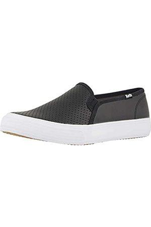 Keds Damen Double Decker PERF Leather Sneaker