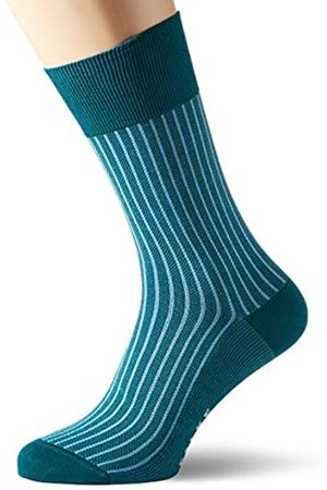 Falke Herren Oxford Stripe M SO Socken