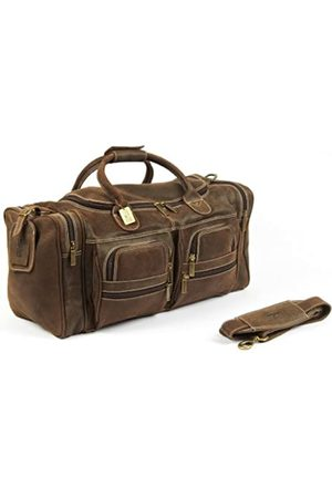 Claire Chase Claire Chase Executive Sport Duffel (Braun) - 303