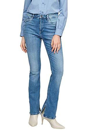 s.Oliver S.Oliver Damen Slim Fit: Jeans mit Bootcut Leg 46.32