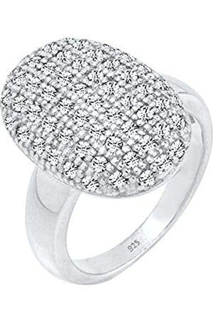Elli Elli PREMIUM Ring Damen mit Swarovski® Kristalle in 925 Sterling Silber