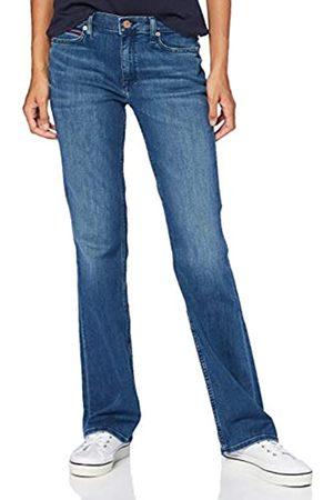 Tommy Hilfiger Tommy Jeans Damen Maddie Mr Bootcut Tndm Straight Jeans