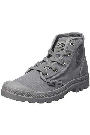 Palladium Damen Us Pampa Hi F Hohe Sneaker, (Titanium 821)