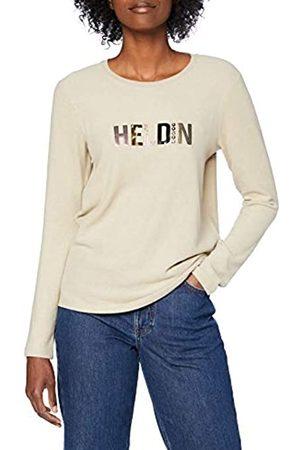 Herrlicher Damen Netti Jersey Brushed T-Shirt