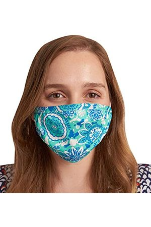 Hatley Schals - Little Blue House By Unisex Double Layer Face Mask with Ear Elastic Mode-Schal