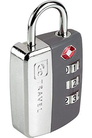 Design go Design Go Travel Sentry Lock Grey