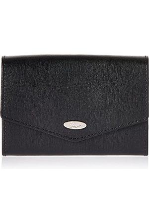 Royce Leather Royce Leder Travel Passport Dokument und Währung Organizer in Leder (schwarz) - 330-BLACK-5