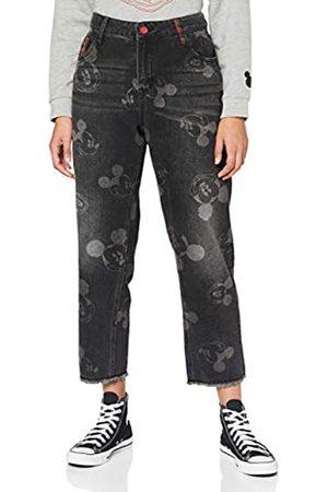 Desigual Womens Denim_Mery Jeans