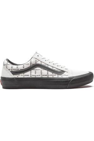 Vans X Supreme Old Skool Pro Sneakers