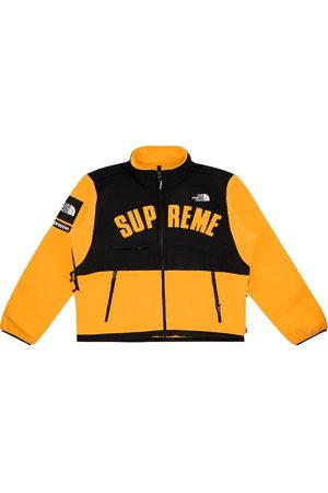 Supreme X The North Face Fleecejacke mit Logo