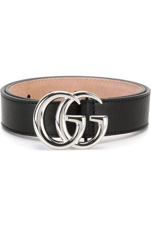 Gucci Kids Jungen Gürtel - Gürtel mit GG-Schnalle