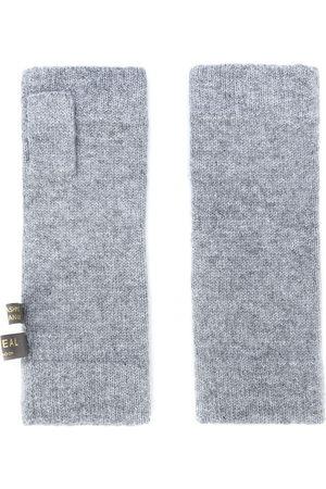 N.PEAL Damen Handschuhe - Fingerlose Handschuhe