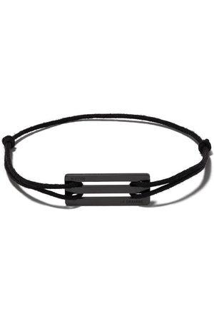 Le Gramme Armband mit Keramikanhänger - BLACK