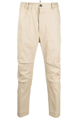 Dsquared2 Chino mit Paperbag-Taille