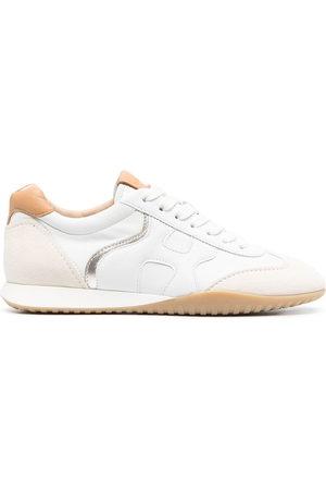 Hogan Sneakers im Metallic-Look