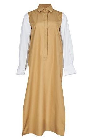 Max Mara Damen Lange Kleider - Kleid Avocado