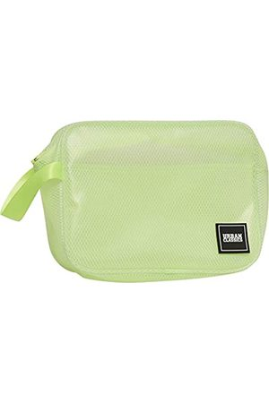 Urban classics Cosmetic Pouch Mesh Gum small one Size