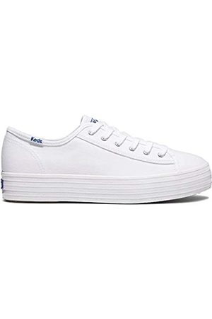 Keds Damen Triple Kick ORG CORE Canvas Sneaker