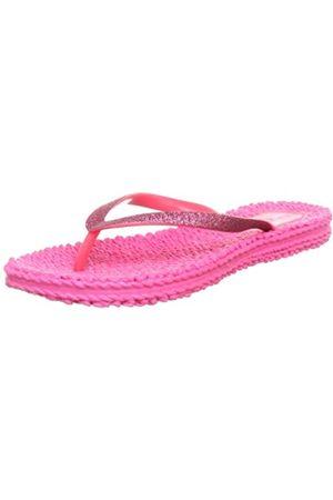 Ilse Jacobsen Damen Glitzer Flip Flop / Zehentrenner CHEERFUL01, Pink (Pink (31) 31)