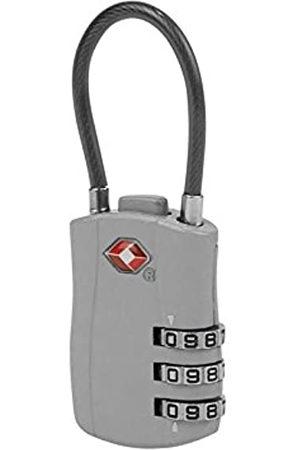 Travelon Travelon TSA akzeptiert Gepäck Kabel Lock (Silber) - 13112 520